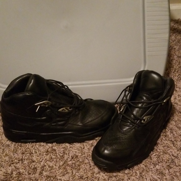 jackson leather sneakers
